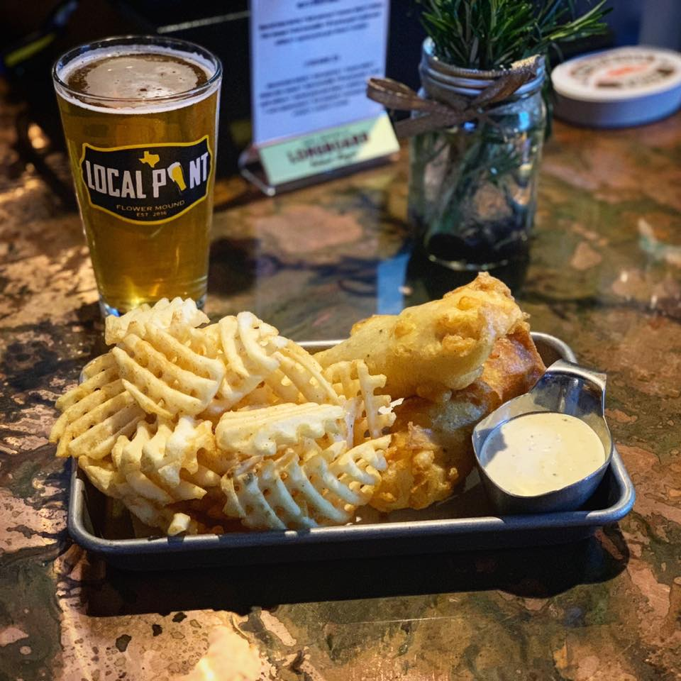 fish and chips – Local Pint